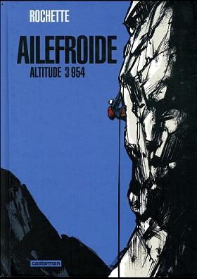 Ailefroide, Altitude 3954, Jean-MarcROCHETTE