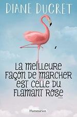 La meilleure façon de marcher est celle du flamant rose, DianeDUCRET