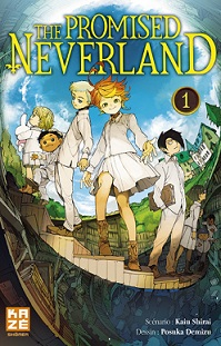 The promised Neverland, Kaiu SHIRAI et Posuka Demizu