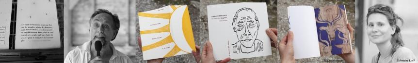 Rencontres et poésie avec les éditions desLisières