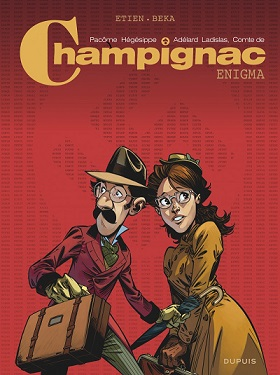 Champignac – Enigma, Beka etEtienne