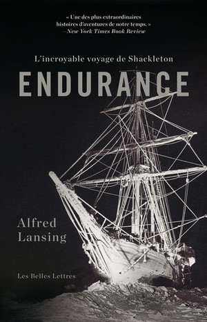 Endurance, l'incroyable voyage de Shackleton, AlfredLANSING