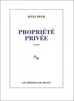 Propriété privée, JuliaDECK