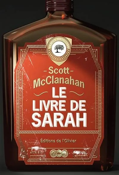 Le livre de Sarah, ScottMCCLANAHAN