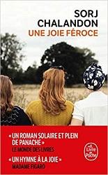 Une joie féroce, Sorj CHALANDON, Le livre depoche
